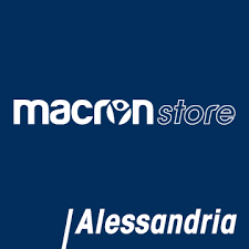 macron store alessandria logo